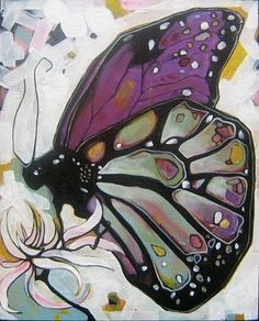 Butterfly by Sarah Cruse