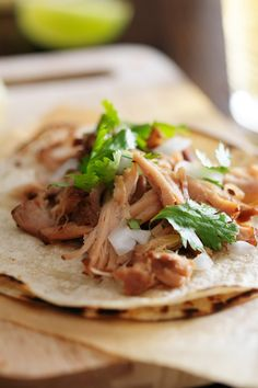 Simple Carnitas Recipe