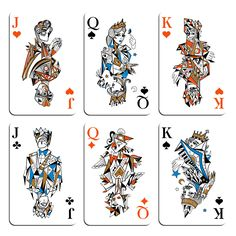 playing cards   maddeck for pag playing cards