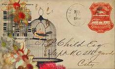 Resultado de imagem para cartão postal vintage