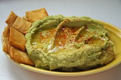 Do you enjoy dipping your favorite chips in hummus or guacamole? Have you ever tried combining the two? Look no further - this week's recipe teaches you how to make grilled avocado hummus! Our mouths are watering … is yours?