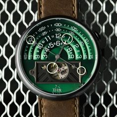 Xeric Halograph II Automatic Watch