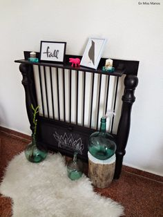 Chimeneas decorativas   DIY