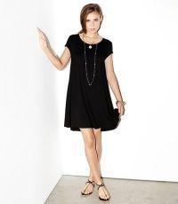 Maggie Trapeze Dress