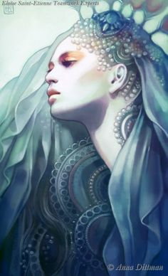 Bride by Anna Dittman.