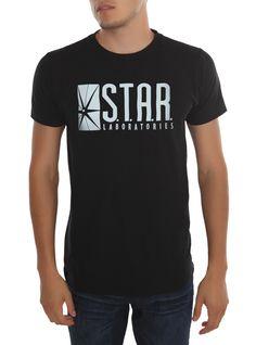 For Lee--DC Comics Green Arrow S.T.A.R. Laboratories T-Shirt | Hot Topic