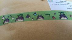Wenn Totoro demnächst bei dir im Briefkasten sitzt und wartet dann hast du vermutlich vor kurzem bei Cute Clay bestellt  Ich lieb dieses Washi Tape grad so