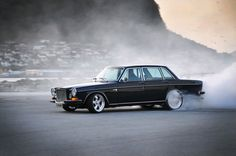 Volvo 164 with too much power!
