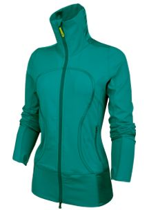 Love everything lulu lemon makes, but I can't justify spending that much money on sports clothes....grrrr...  Turquoise lulu lemon jacket