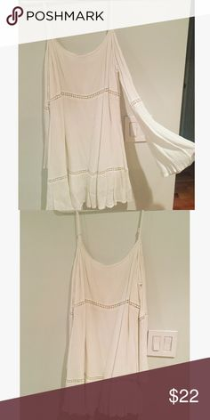 Patrons of Peace Cold Shoulder Dress Super cute! Worn once! Patrons of Peace Dresses