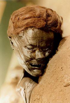 Denmark (Ancient Göte) Iron Age Bog man