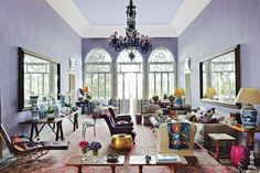May Daouk's villa in Beirut.  @Tengku Shahrizan Mustapha