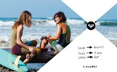 Wanna surf with style? Get a Kassia Meador wetsuit!