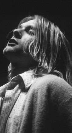 """I know what the next Nirvana recording was going to sound like. It was going to be very quiet and acoustic, with lots of stringed instruments. It was going to be an amazing fucking record, and I'm a little bit angry at him for killing himself. He and I were going to record a trial run of the album, a demo tape. It was all set up. He had a plane ticket. He had a car picking him up, and at the last minute he called and said, 'I can't come.'"" -Michael Stipe"