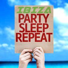 Ibiza Party Sleep Repeat (2016)…