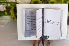 Ślubne nowości - Menu na talerzyku, w ramce i na lampionie , wedding menu