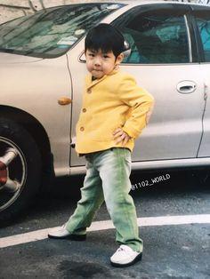 Park Woojin - Wanna One