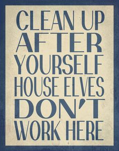 Harry Potter Typography // House Elves Don't Work Here x Poster Print // Wall Art from EntropyTradingCo on Etsy. Saved to Harry Potter. Just Dream, Harry Potter Love, Harry Potter Display, Up House, Mischief Managed, Typography Poster, Typography Design, My New Room, Elves