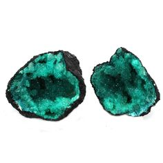 Break Your Own Geode - Color Dyed Druzy Geodes Indoor Fountain, Druzy Jewelry, Beauty Inside, Display, Shapes, Rock, Chocolate, Crystals, Stone