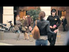Draft FCB Paris recently created a fun flash mob campaign for Nivea's Q10 Plus product. An unsuspecting young woman stops by a tent to try the product and walks away with a flyer with more information. It turns out, she is the victim and center of attention for this hilarious and very fun flash mob!