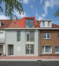 Doorloophuis - Nieuwbouw - Ik Ga Bouwen.be
