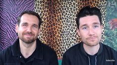 Can we just appreciate Will's smile and Dan's eyes for a moment please?