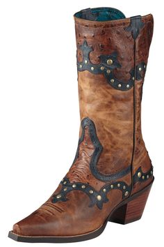 Ariat Women's Rogue Cowgirl Boots | Ariat Boots