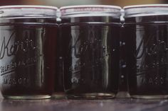 wild grape jelly