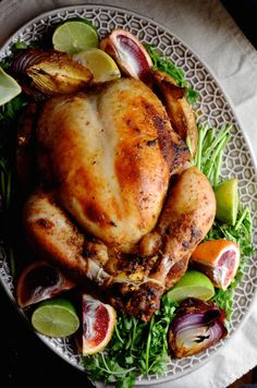Try this easy Puerto Rican-style roast chicken recipe is bursting with Latin…