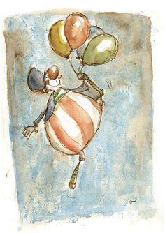 Иллюстратор Irisz Agocs (101 фото - 5.77Mb) » Фото, рисунки