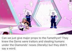 Famethyst, Steven Universe
