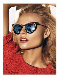Sous le soleil - Vogue Paris.