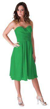 Katherine Styles Silky Spring Summer Dress