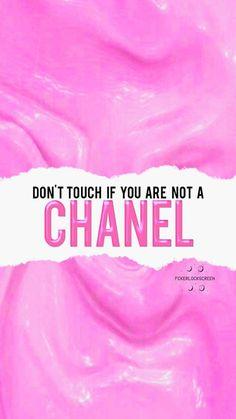 Wallpaper Lockscreen Chanel