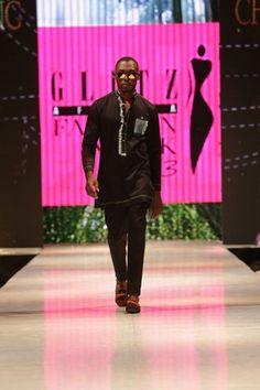 FAB RUNWAY: Glitz Africa Fashion Week 2013: Ghanaian designer, Chocolate Clothing