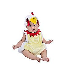Lil Chick Baby Costume