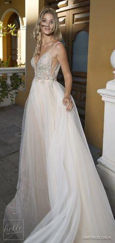 Dimitrius Dalia Wedding Dresses 2017 - Tel Aviv Collection
