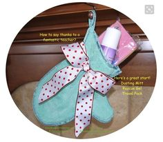 """8th of 12 Days of Norwex Christmas with Mom3crazyboyz  GREAT TEACHER GIFT  Are you looking for a GREAT Teacher Gift?? Check out the amazing #Norwex GREEN Dusting Mitt! Add in the items that you think your teach will most appreciate (shown here are the Rescue Gel and Travel Pack). It makes an adorable """"stocking"""", and she'll be thrilled! Call me if you'd like help designing your teacher's 'stocking'! Or shop right on my website.   I am a Norwex Independent Sales Consultant, visit my website…"""