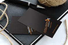 Church pastor business card. #churchcomm #churchcommunication #churchgraphics
