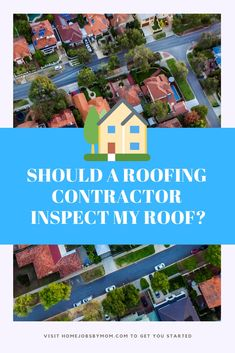 Are you curious if you should repair your roof or not. Talk to a roofing contractor & read to learn why you may want to hire someone to inspect your roof. Contractors License, Roofing Contractors, Roof Replacement Cost, Home Repair Services, Roof Restoration, Roof Repair, Home Repairs, Continuing Education, Home Jobs