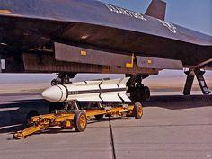 1963 ... YF-12 and AIM-47 air-to-air