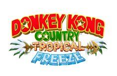 wii u game: Donkey Kong Country Tropical Freeze
