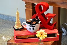 Chá de panela Friends + NY   Bridal Shower Friends Tv e New York Themed