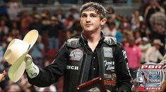 Professional Bull Riders - Teel continues to make adjustments on his way to BFTS stardom