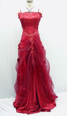 4 18 Evening Gown Masquerade Ball Dress Burlesque Sale | eBay