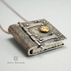 Sylwia Stawowska - wisior ze srebra,złocony - Wisiory - Biżuteria w ArsNeo