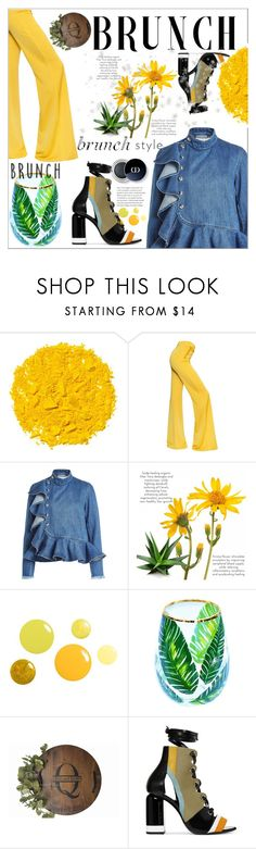 """""""Untitled #262"""" by jspe8 ❤ liked on Polyvore featuring Illamasqua, Balmain, Marques'Almeida and Pierre Hardy"""