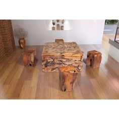 Zuo Erosion Coffee Table