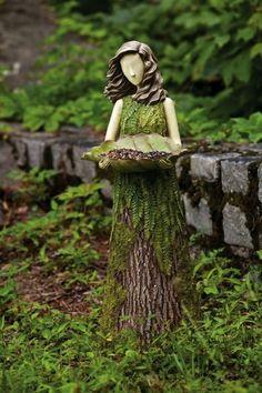 garden girl / on TTL Design