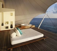 Just had to share! The W Retreat and Spa Maldives.... we can all have our Dreams!